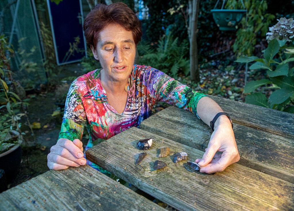 photo by MANON BRUININGA willy van windergarden neanderthal relics science magazine on the happy list
