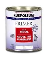 rustoleum marine coatings primer above the waterline