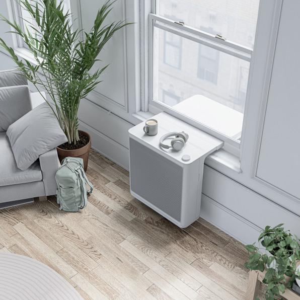 gradient comfort AC unit via fast company on the happy list