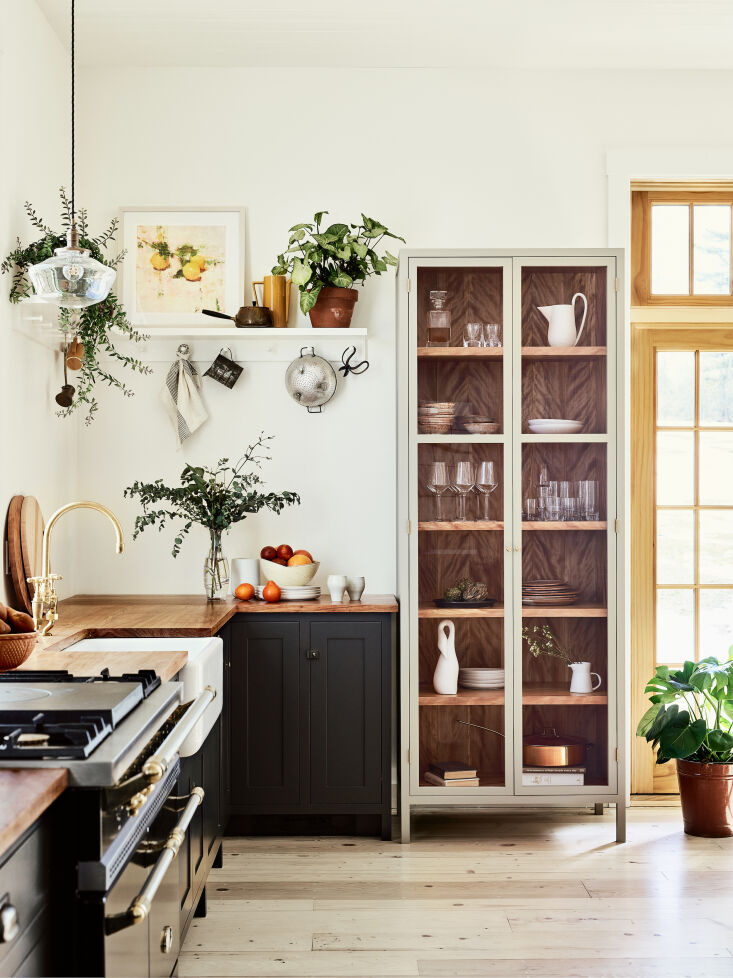ben block kitchen cabinet via remodelista on the happy list