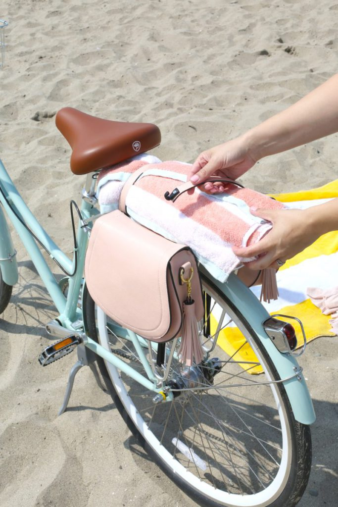 diy bike pannier bags by lovely indeed on the happy list