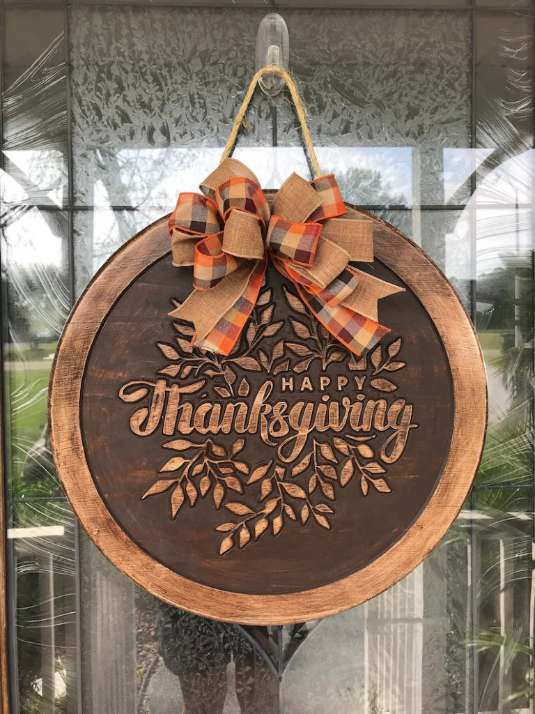 pappy tradition etsy shop thanksgiving wreath 13 Fall Wreaths