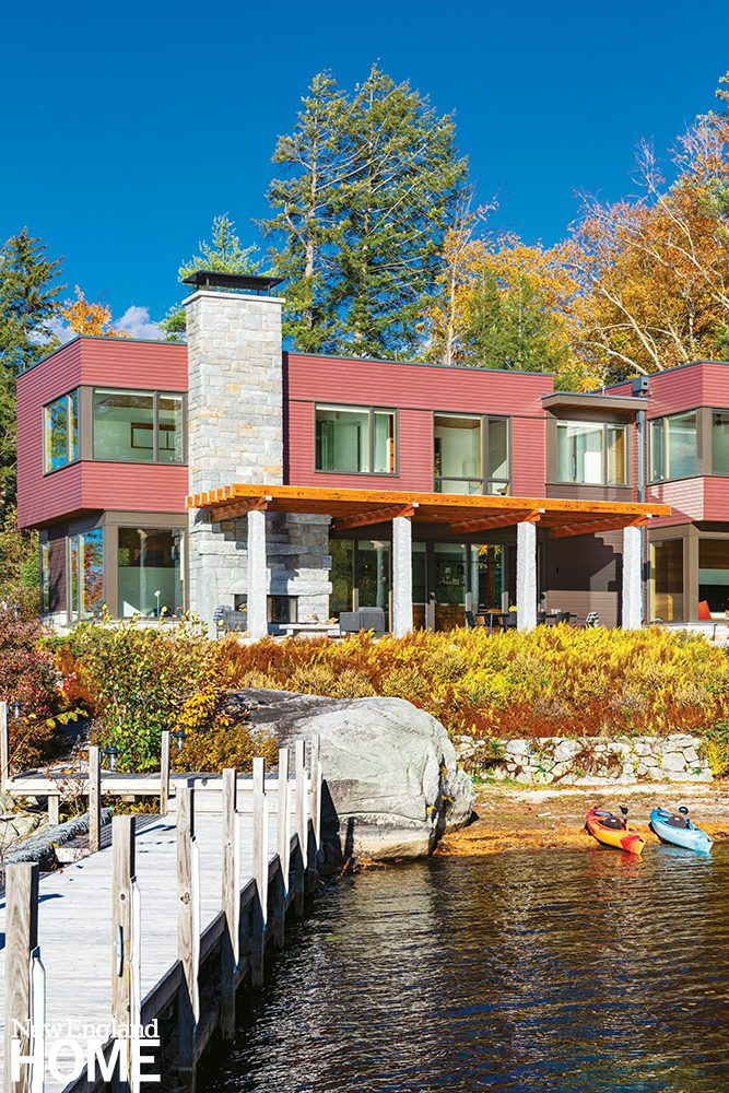 marches gleysteen architects new hampshire hidden solar panels new england home magazine on the happy list