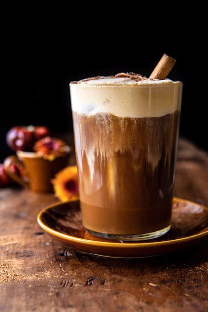 vanilla chai pumpkin cream cold brew